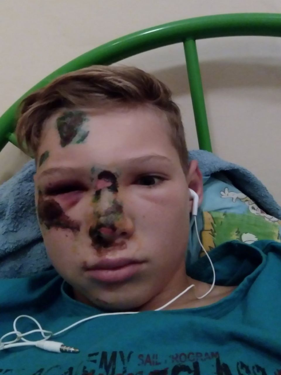 Помочь Бакланов Денис